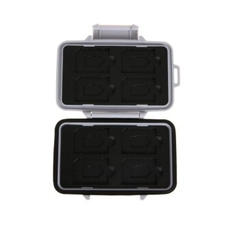 Waterproof Micro SD SDXC TF Storage Holder Memory Card CaseProtector - intl