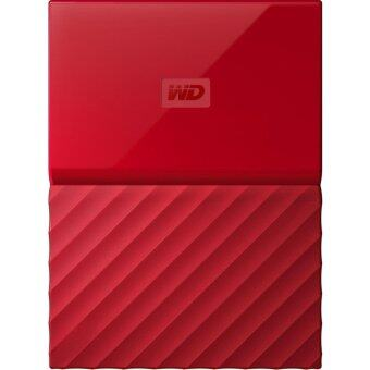 WD HDD Ext 2TB My Passport (NEW) 2.5 USB3.0 Red