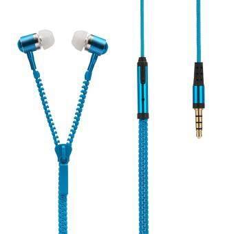 WEALTH-หูฟังแบบรูดซิปพร้อมไมโครโฟน - 2