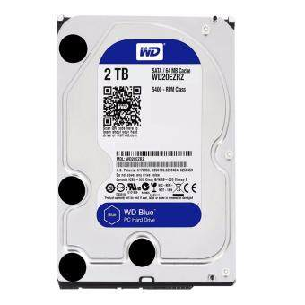 WESTERN HDD Hard Disk Internal 2.0TB WD SATA-III 64MB (WD20EZRZ (BLUE)