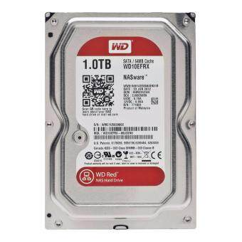 WESTERN HDD Internal 1.0 TB 7200RPM WD10EFRX (RED)
