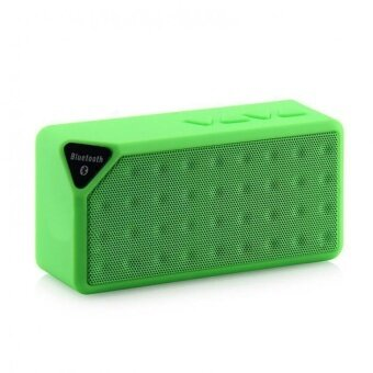 Wireless Portable Bluetooth Speaker Music Sound Box X3 JamboxStyleTF USB FM Subwoofer Loudspeakers For Smart Phone