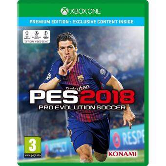 Xbox One PRO EVOLUTION SOCCER 2018 (Europe)