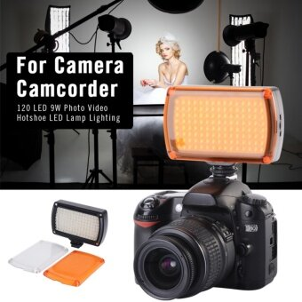 XCSource โคมไฟ LED 9W for DSLR Camera Camcorder