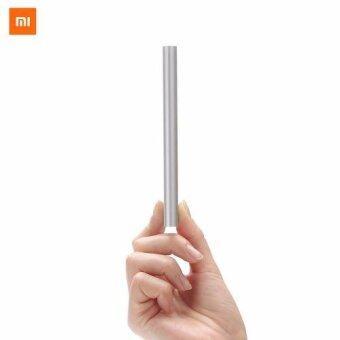 Xiaomi แบตสำรอง Power Bank 10000 mAh รุ่น PLM02ZM (Silver) (image 1)
