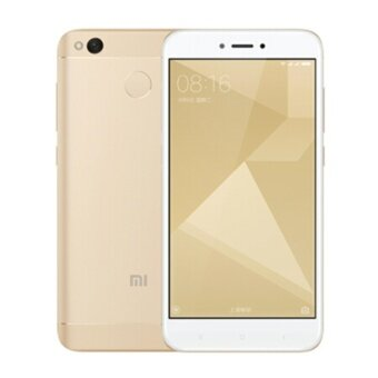 Xiaomi Redmi 4X 5.0 Inch 3G+32G HD Screen Qualcomm Snapdragon 435 Octa Core MIUI 8 4G LTE Smartphone Gold