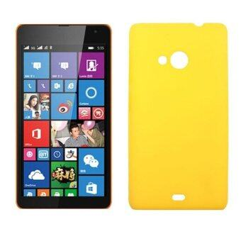 YBC New Pudding Scrub Case Protective Cover For Microsoft NokiaLumia 535 - intl