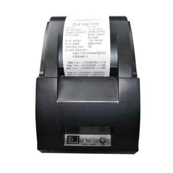 yiokmty USB Mini 58mm POS Thermal Dot Receipt Bill Printer Set RollPaper POS Z-5890