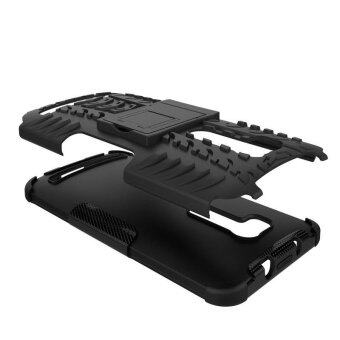 ZB551KL Case, Hard PC+TPU Shockproof Tough Dual Layer Cover Shellfor ASUS Zenfone Go 5.5\