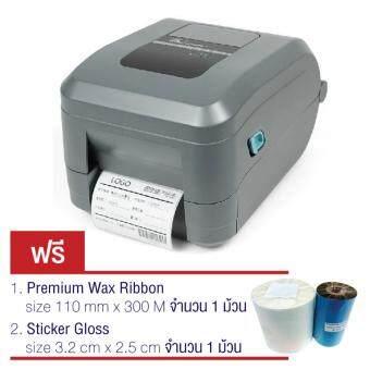 ประกาศขาย ZEBRA Barcode Printer รุ่น GT800 เครื่องพิมพ์บาร์โค้ด