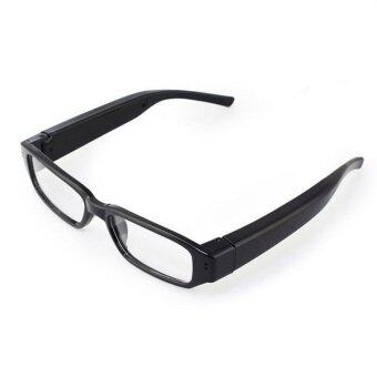 Zeed กล้องแว่นตา - รุ่น Glasses HD720P - สีดำ