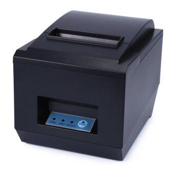 เปรียบเทียบราคา ZJ - 8250 POS Receipt Thermal Printer with 80mm Paper Rolls High-speed Printing US PLUG - intl