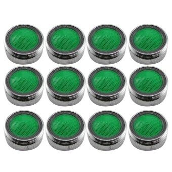 12 PCS Faucet Aerator Filter for Tap M24 Water Saving for Sink Wash Basin Kitchen Faucet Accessories - intl