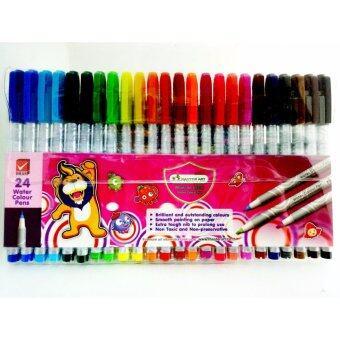 ปากกาเมจิก มาสเตอร์อาร์ท 24 สี