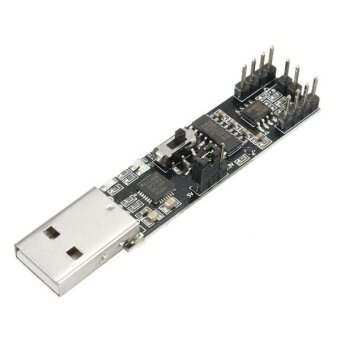 3in1 serial port module USB RS232 RS485 TTL USB CP2102 to serial port module - intl