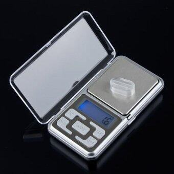 Harga 500g/0.01g Mini Digital Scale LCD Electronic Jewelry Gold PocketGram Weight - intl