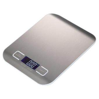Harga 5kg Stainless Multifunctional Digital Kitchen Food Scale With LEDDisplay
