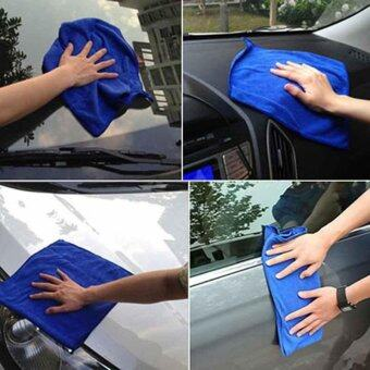 5x Absorbent Microfiber Towel Car Home Kitchen Washing CleaningClean Wash Cloth - intl - 2