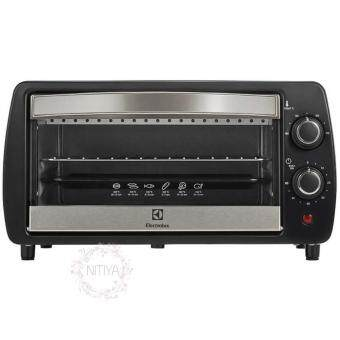 เตาอบไฟฟ้า 800W 9 ลิตร รุ่น ELECTROLUX EOT2805K (Black)