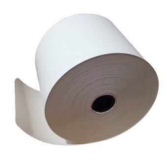 กระดาษความร้อน ขนาด 80x80mm. แพค 10 ม้วน