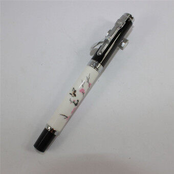 กระบวร 8802 พลัมดอกไม้ปากกาหมึกซึม 18kgp