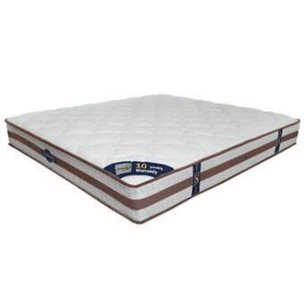 ADDHOME ที่นอนสปริงSimon ที่นอนคุณภาพ ขนาด 6 ฟุต รุ่น Conrad- 6 (สีขาว)