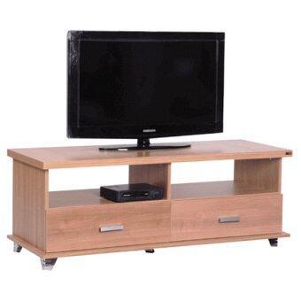 รีวิว Adhome ชั้นวางทีวี 120 ซม. รุ่น Tv-120 (สีคาปูชิโน่)