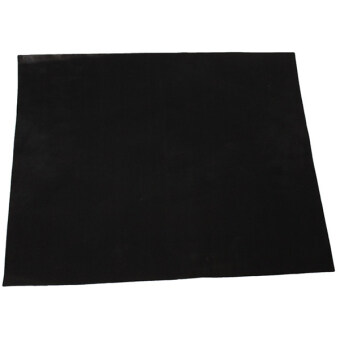 Ai Home Barbecue Grill Mat Black