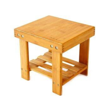 Bamboo Shoes Stool