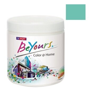 BegerBeYours Color@home สีทาบ้านขนาดทดลอง เฉดสี 048-5 PacificPanorama