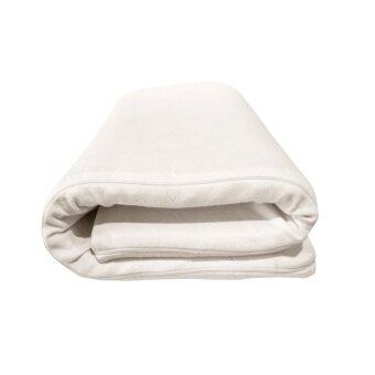 BeRest ที่นอนยางพาราขนาด 6ฟุต หนา 3 นิ้ว