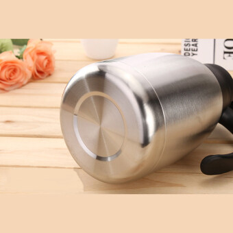 BEST Stainless Steel Insulated Vacuum Hot Cold Water Bottle FlaskContainer หม้อต้มกาแฟ แบบสแตนเลส ขนาด - 3