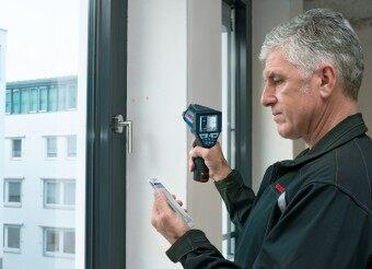 Bosch เครื่องตรวจจับความร้อน GIS 1000 C