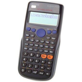 Casio เครื่องคิดเลข วิทยาศาสตร์ รุ่น FX-350ESPLUE (Black)
