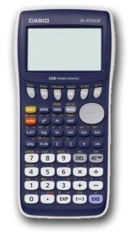 รีวิวพันทิป Casio Graphing Calculator เครื่องคิดเลขวิทยาศาสตร์แสดงผลแบบกราฟฟิก Casio รุ่น fx-9750GII