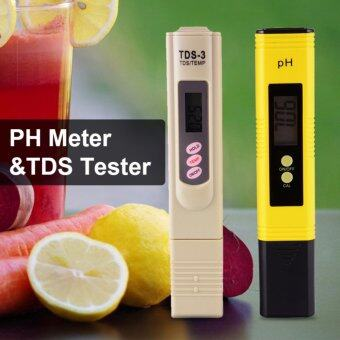 Digital pH Meter + TDS Tester Aquarium Pool Hydroponic Water PurityPen