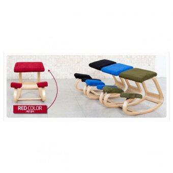 Harga DIY Ergonomic Wooden Kneeling Chair Balancing Body Back Pain HomeOffice/ one piece