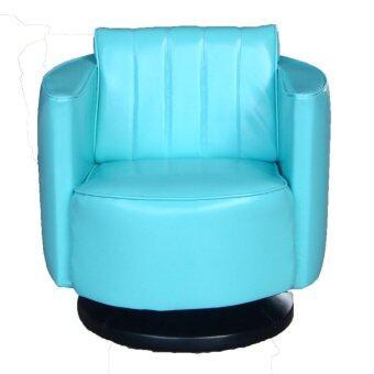 ECF Furniture MINI MERRY BLUE( Sofa เด็ก ) - สีฟ้า