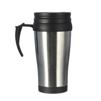 Five Star Store 16 Oz Portable Stainless Steel Insulated Travel Car Coffee Tea Mug Cup Thermos New - intl