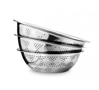 FOFO ชุดกะละมัง ล้างผัก 3 ใบ 22CM/ 26CM/ 30CM