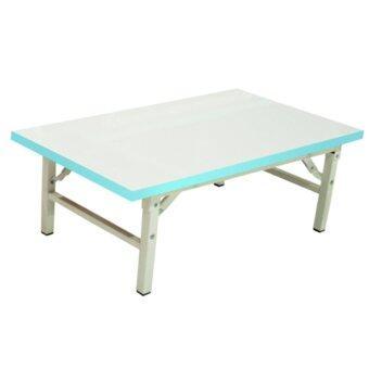 Furniture Village โต๊ะพับญี่ปุ่น รุ่น Tiger1832 - สีฟ้า