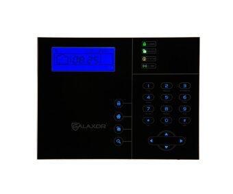 GALAXOR กันโขมยบ้าน แบบไร้สาย รุ่น DIAMOND SET1 - Black