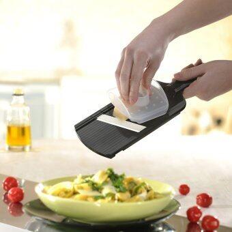 GEFU Ceramic Slicer ที่ฝานผักเซรามิก รุ่น 50400 (Black) - 2