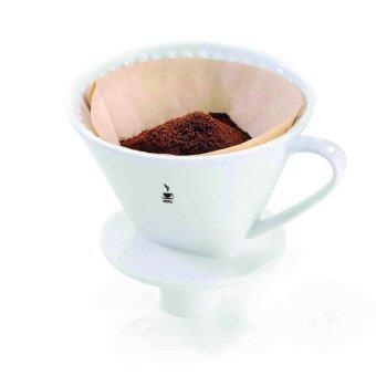ต้องการขาย GEFU Porcelain Coffee Filter SANDRO size 4 ที่ใส่ที่กรองกาแฟ size 4รุ่น 16020 (White)