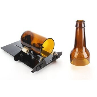 Glass Bottle Cutter, Genround Bottle Cutter Machine Wine BottleGlass Cutter Cutting Tool - intl
