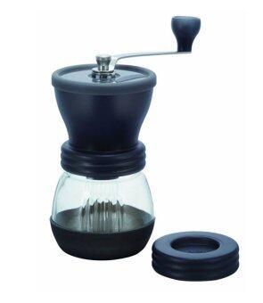 ขายด่วน Hario Ceramic Coffee Mill Skerton ที่บดเมล็ดกาแฟมือหมุน รุ่นMSCS-2TB