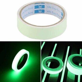 Harmless Non Toxic Self Adhesive Safety Warning Luminous Tape DarkGlow Tapes