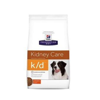 Hill's  k/d canine  อาหารสุนัขที่เป็นโรคไต ขนาด 6.5kg