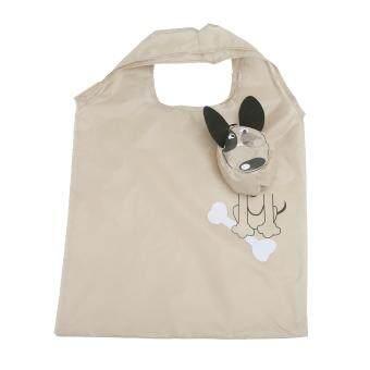 ประกาศขาย huazhong Eco Shopping Bag Foldable Dog-Yellow
