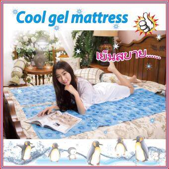 Harga ICE CRYSTAL COOL MAT / Cool Mattress Pad แผ่นรองเย็น